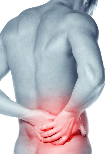 Back Pain and Osteopathic treatments